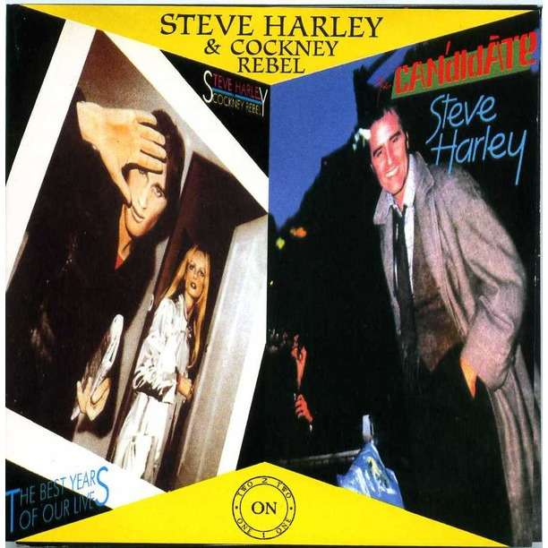 Steve Harley & Cockney Rebel Best Years Of Our Lives / The Candidate