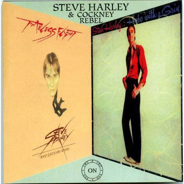 Steve Harley & Cockney Rebel Timeless Flight / Hobo With A Grin