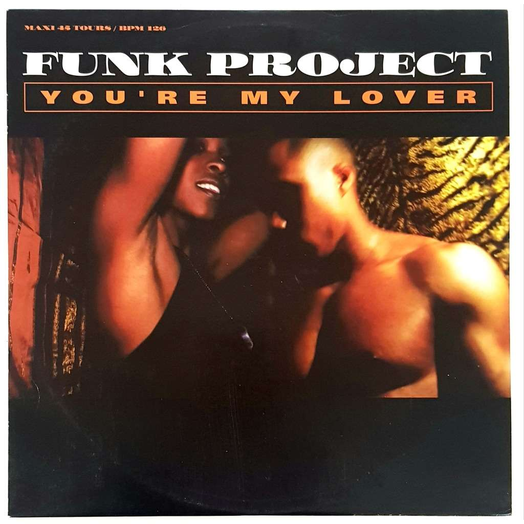 Funk Project You're My Lover
