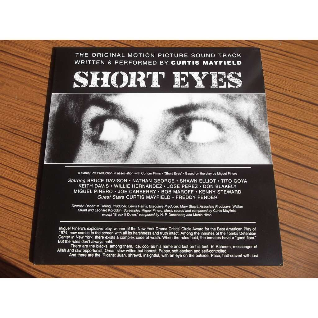 curtis mayfield SHORT EYES