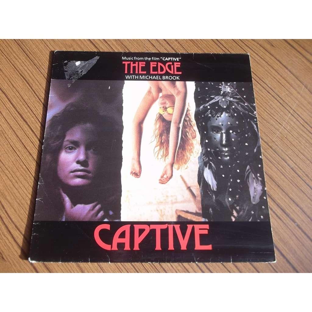 The EDGE (U2) Captive (soundtrack)