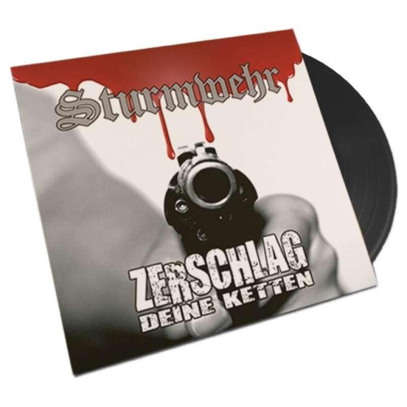 Rock O Rama Records : Sturmwehr Zerschlag deine Ketten - LP