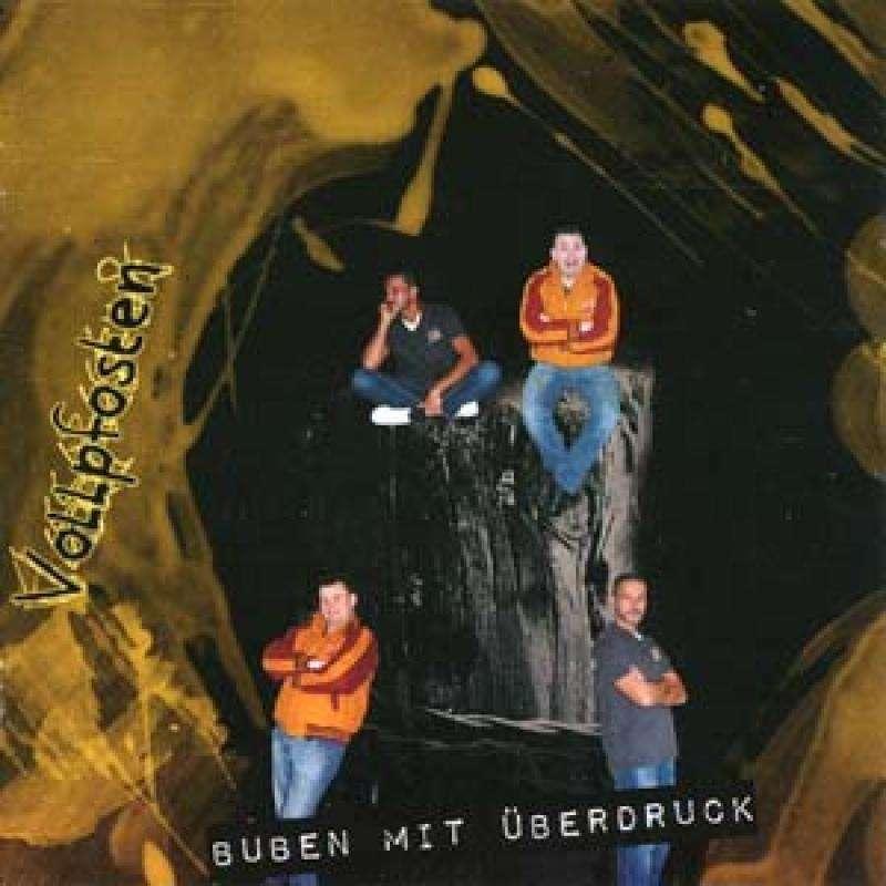 Rock O Rama Records : Vollpfosten Buben mit Überdruck - CD