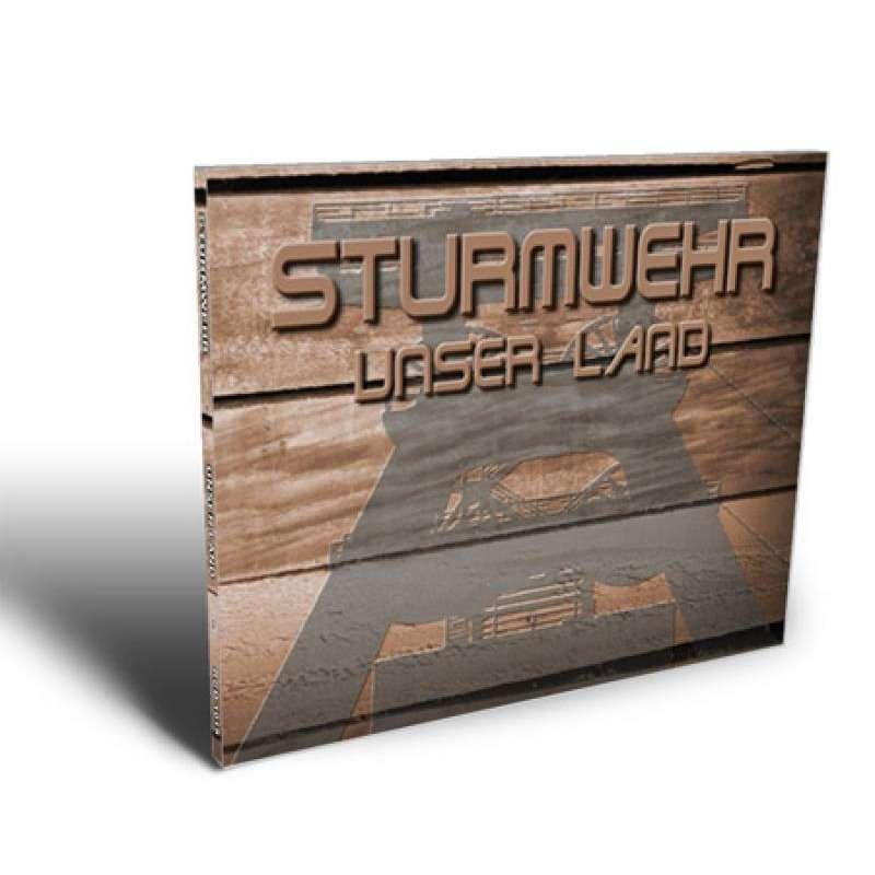 Rock O Rama Records : Sturmwehr Unser Land - CD