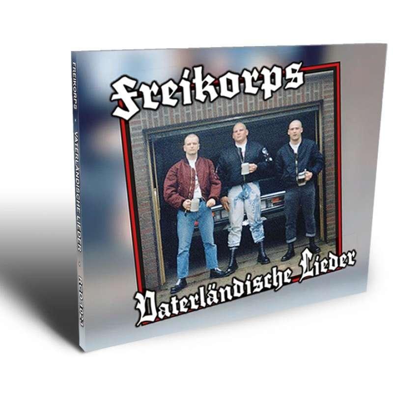 Rock O Rama Records : Freikorps Vaterländische Lieder - CD