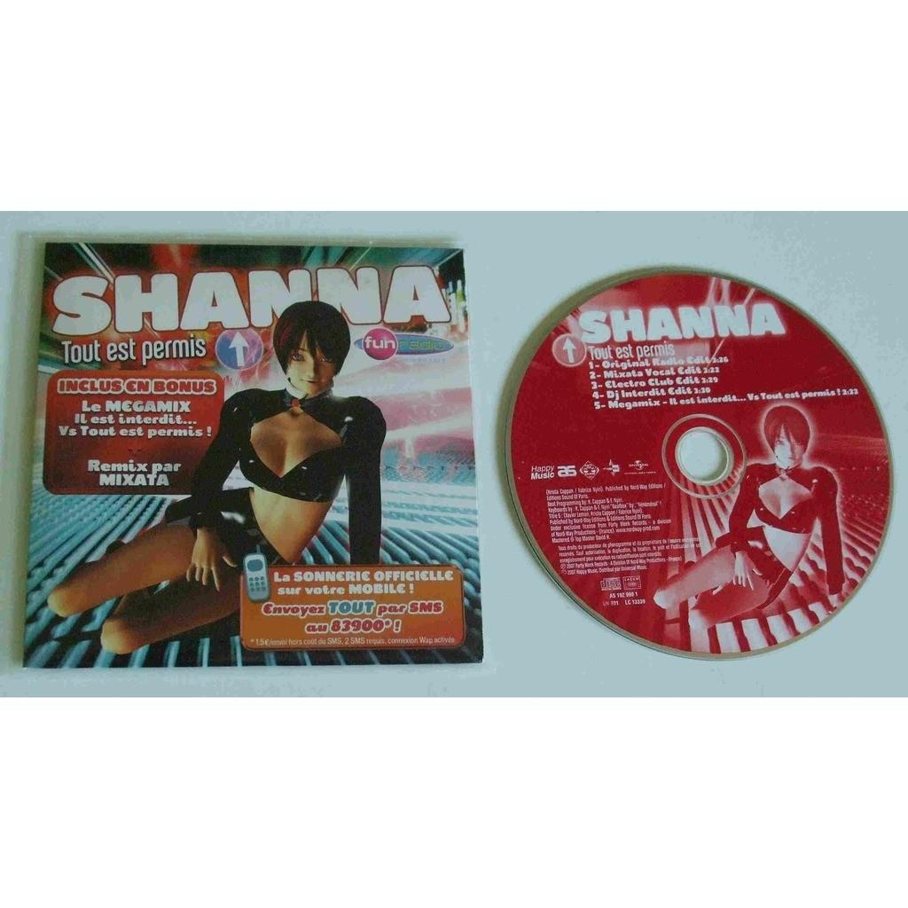 Shanna Tout est permis