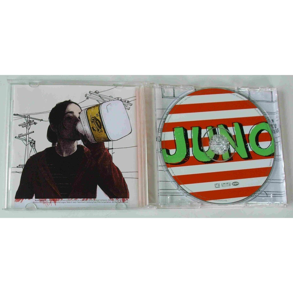 Juno Hello My name is JUNO (Music from the motion picture)