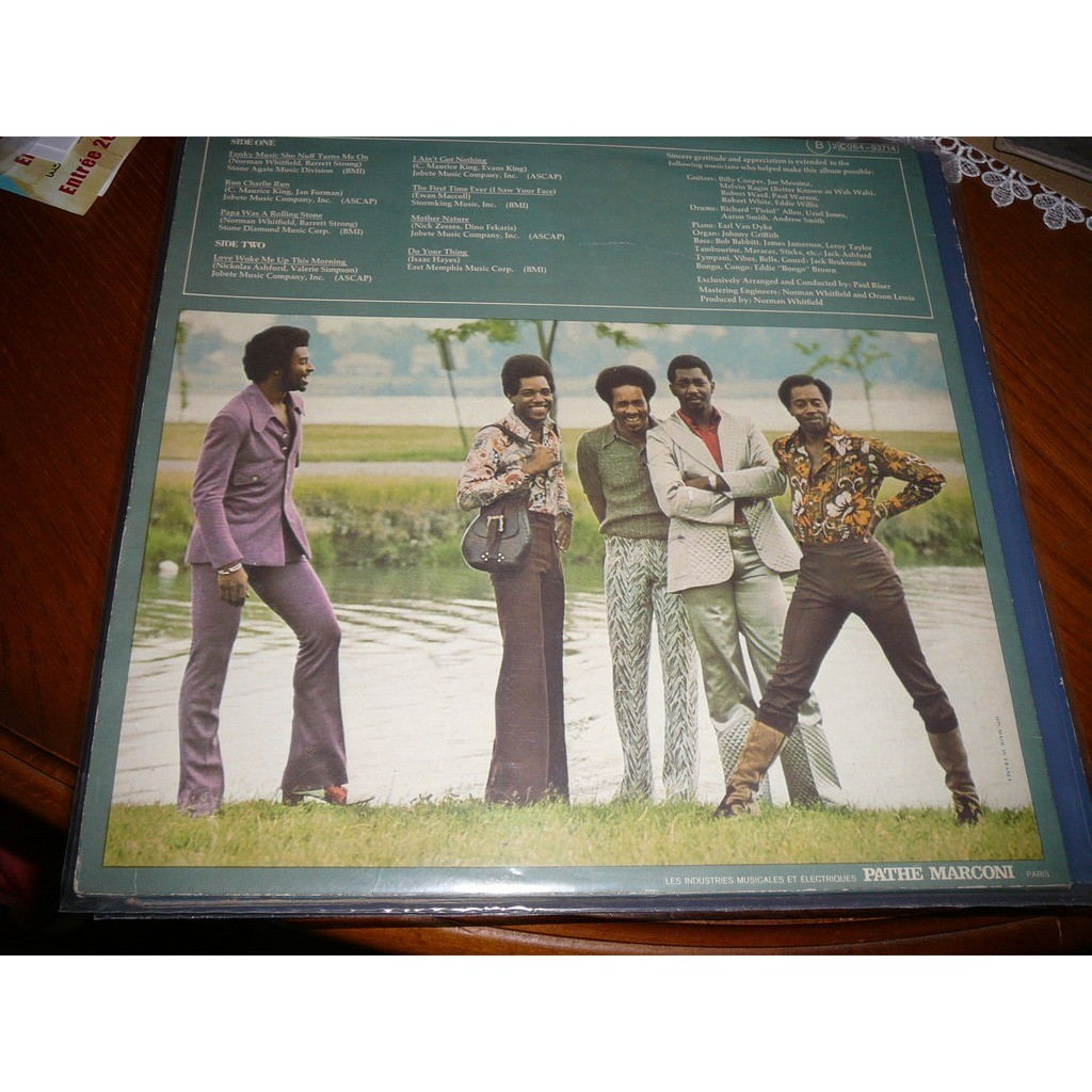 The Temptations All Directions