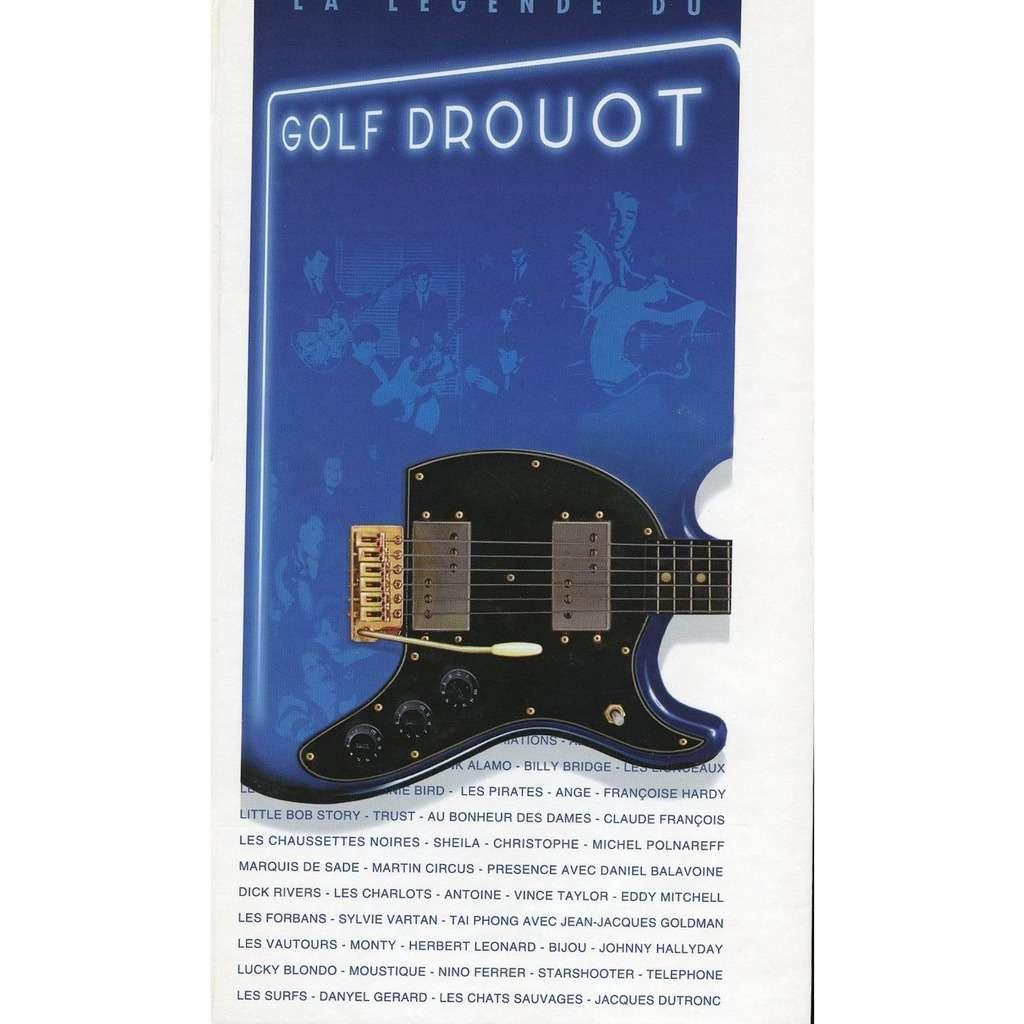 Compilation La légende du Golf Drouot