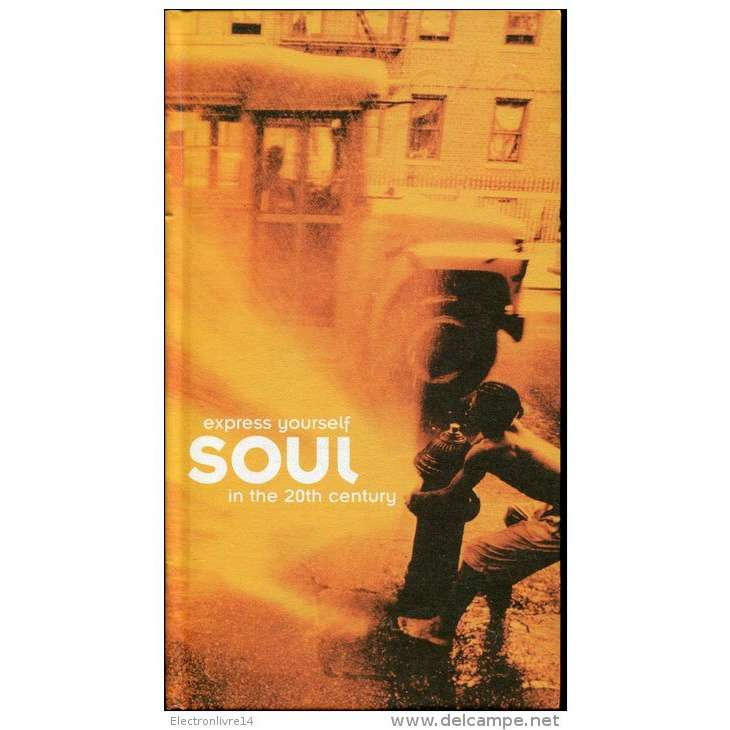 Compilation Express yourself Soul in the 20th Century