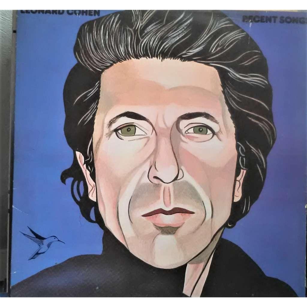 Cohen, Leonard Recent Songs