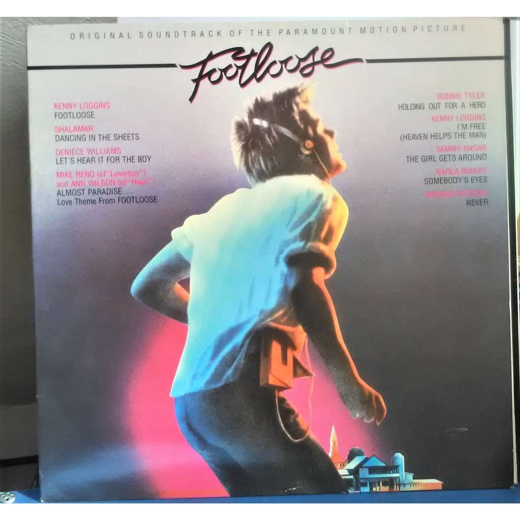 Footloose Vinyle Footloose (Original Motion Picture Soundtrack)