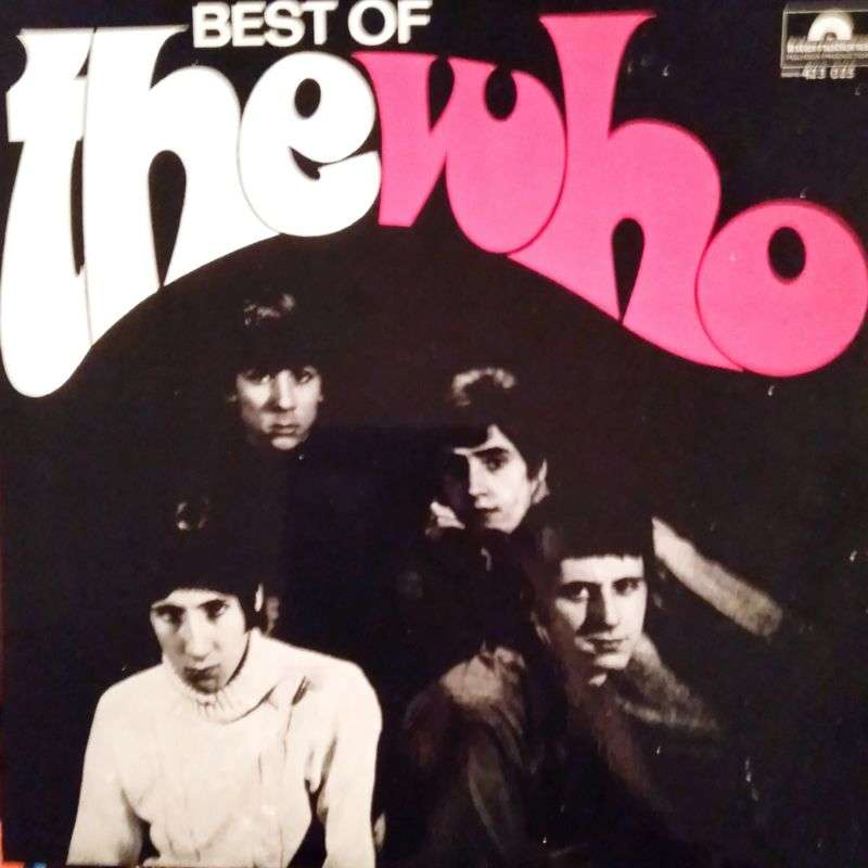 The Who Best Of The Who