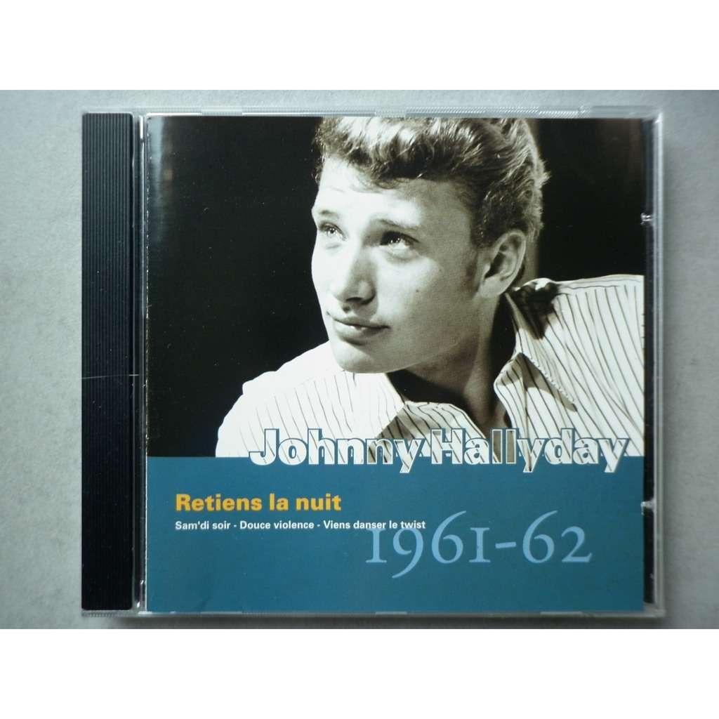 Johnny Hallyday Guitare Retiens La Nuit 1961-62 n°01