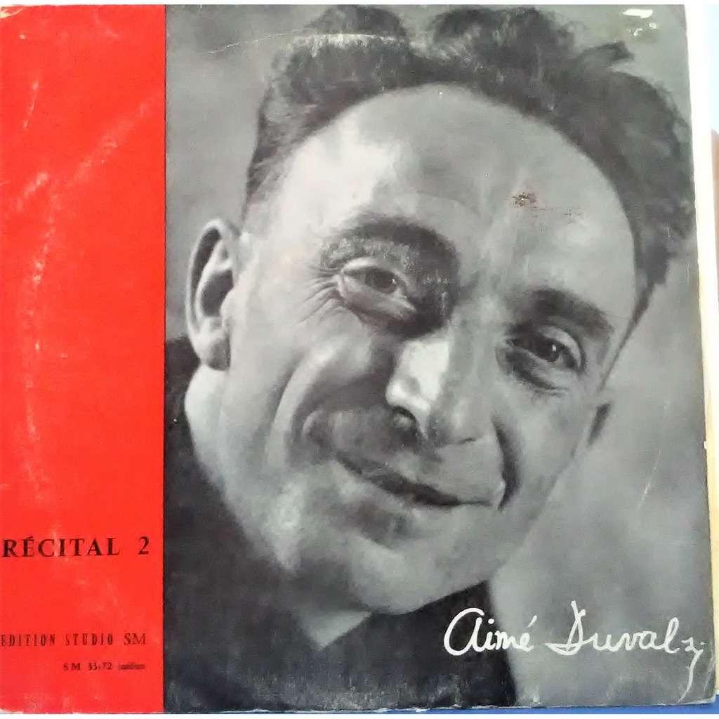 Aimé Duval Récital 2