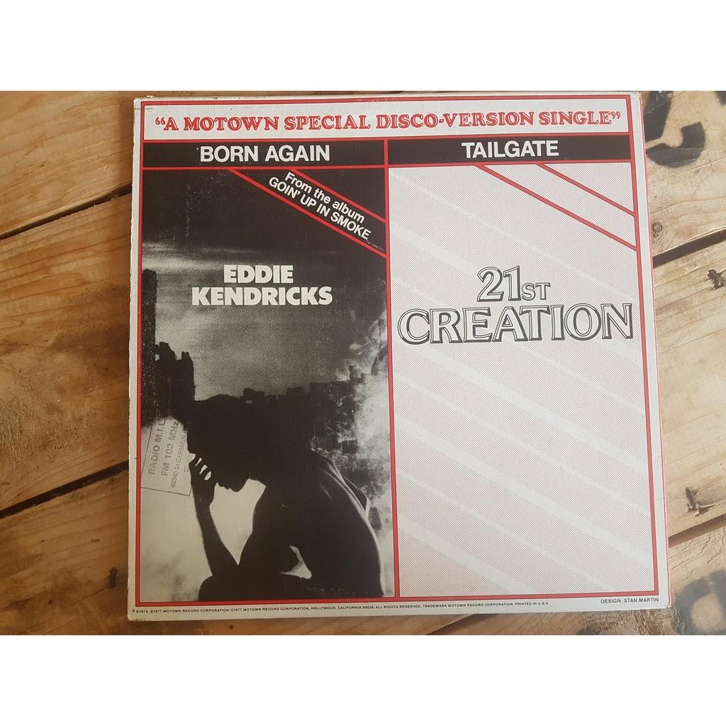 eddie kendricks 21st creation tailgate/born again