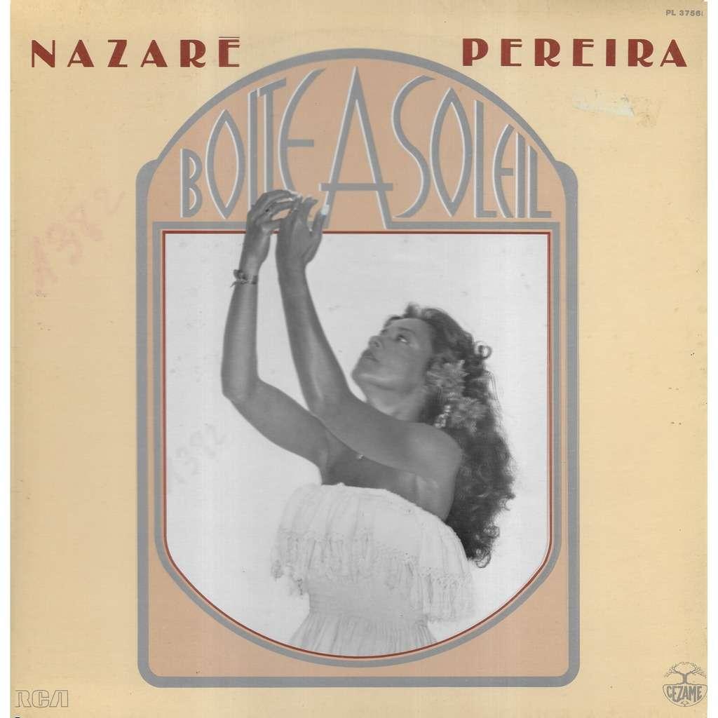 Nazaré PEREIRA Boite à Soleil (Caixa del Sol)