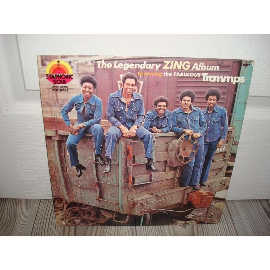 trammps the legendary zing album