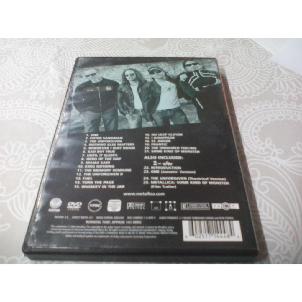 Metallica The Videos 1989 - 2004