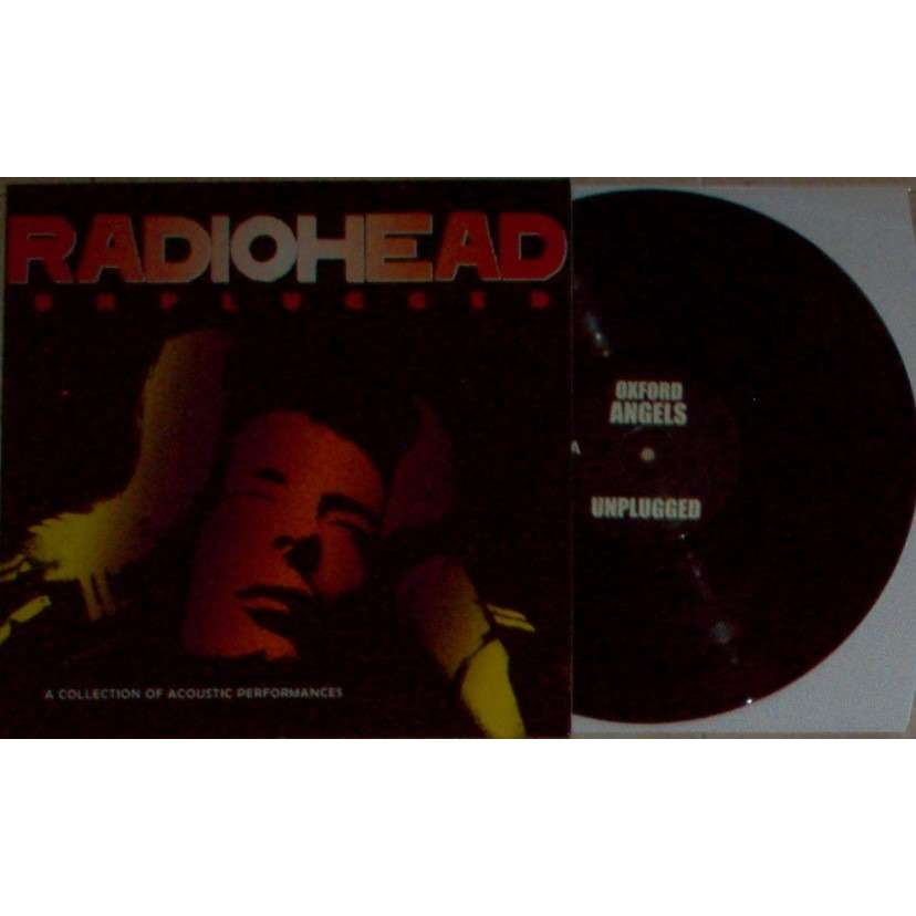 Radiohead Unplugged (A Collection Of Acoustic Performances)