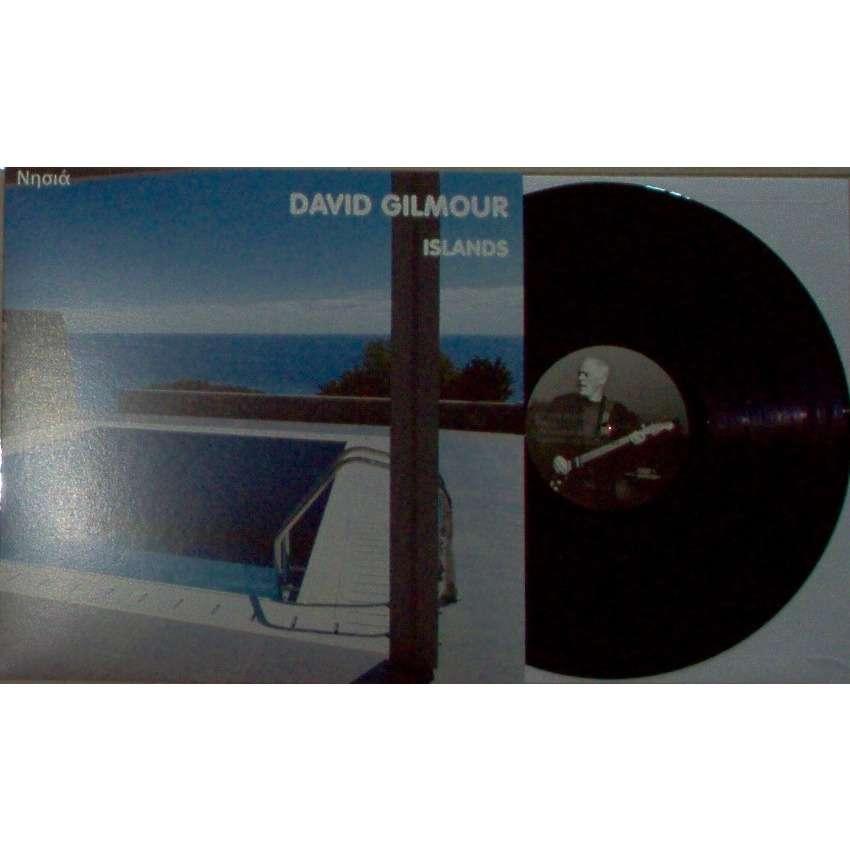 Pink Floyd / David Gilmour Islands (Frankfurt DE 18,03,2006)
