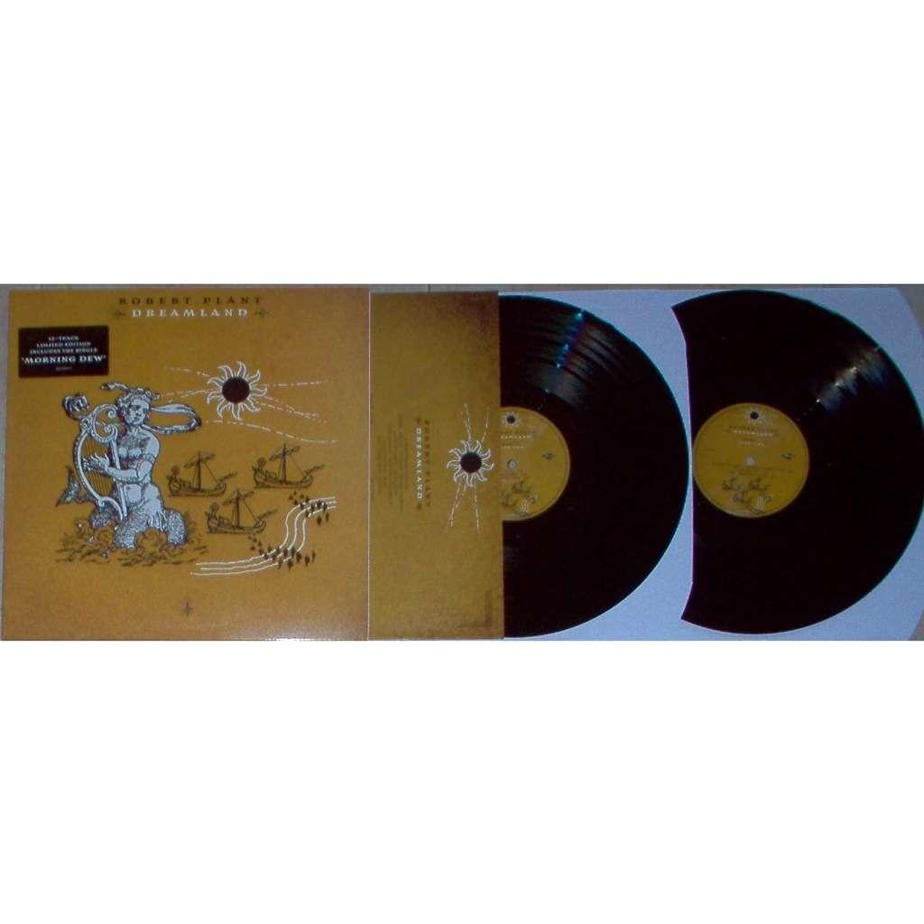 Led Zeppelin / Robert Plant Dreamland )Euro 2002 Ltd re 10-trk 2LP set full ps & insert!!)
