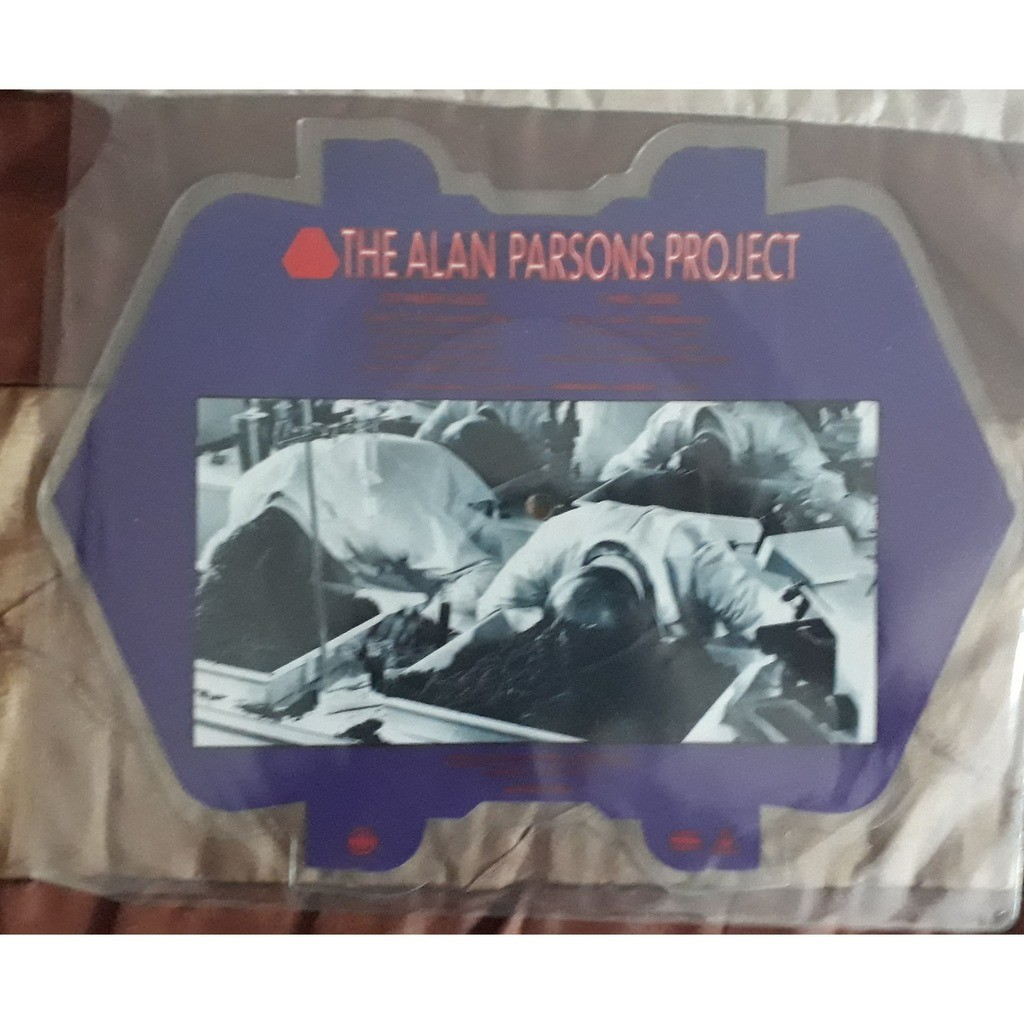 the alan parsons project (picture disc) Don't answer me