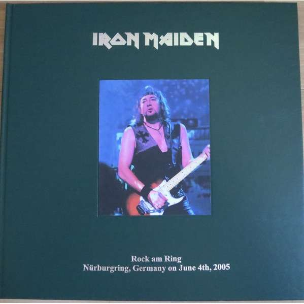 IRON MAIDEN Rock Am Ring 2005