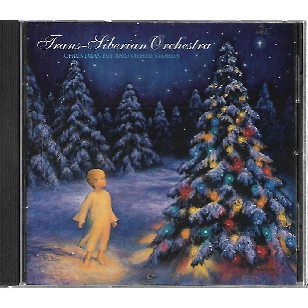 Trans-Siberian Orchestra Christmas Eve And Other Stories