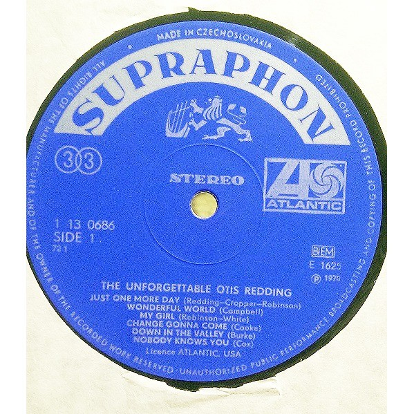 Otis Redding The Unforgettable