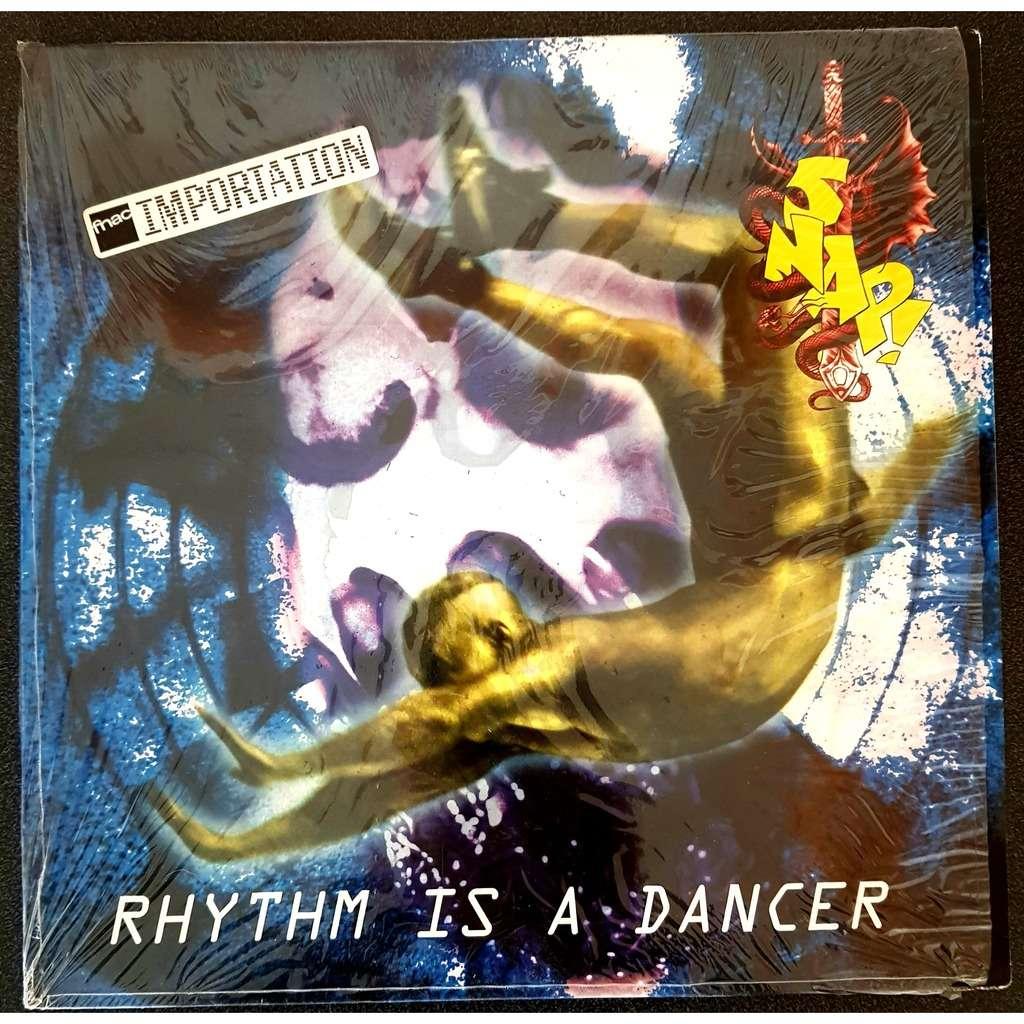Snap! Rhythm Is A Dancer