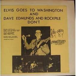 ELVIS COSTELLO Elvis Goes To Washington