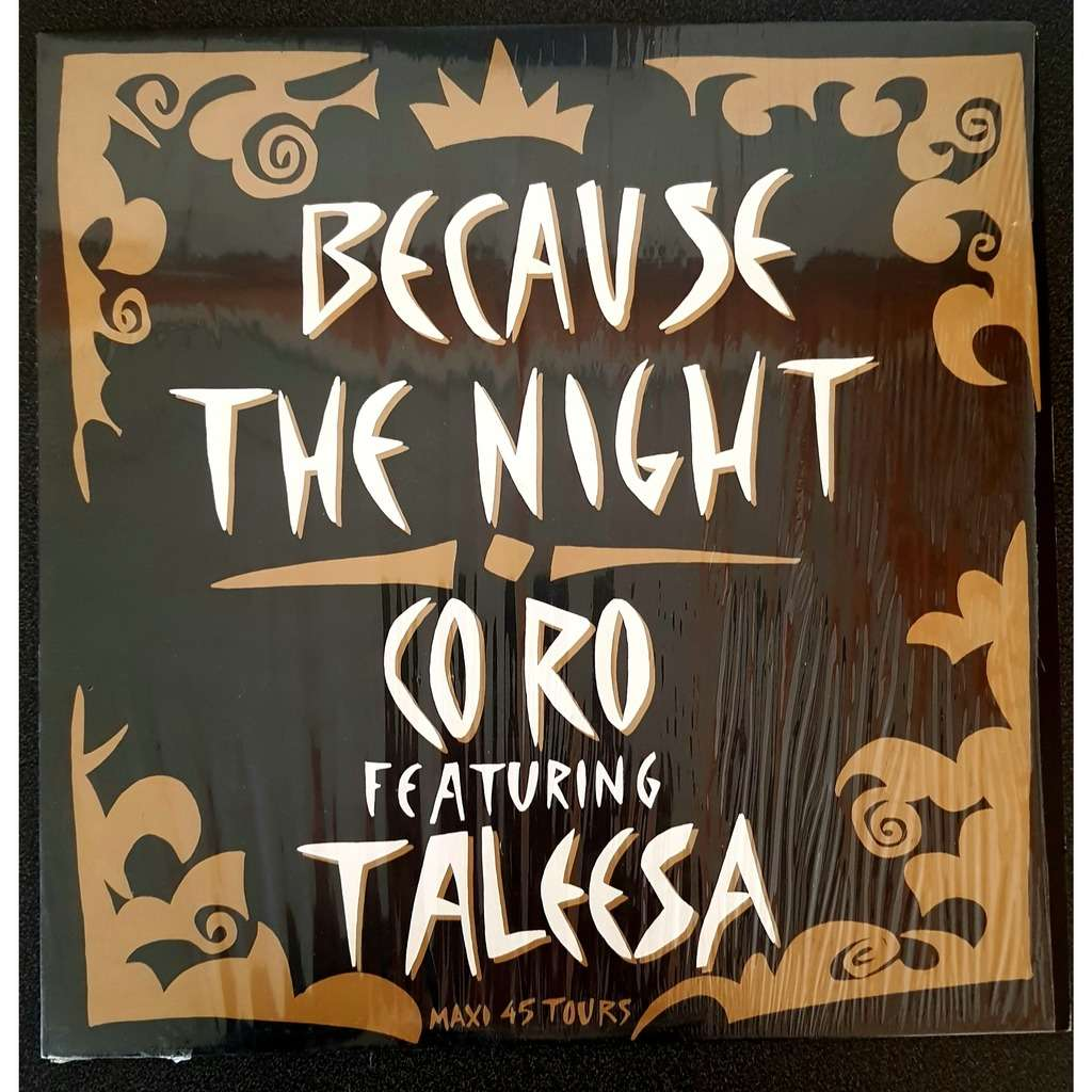 co ro featuring taleesa because the night