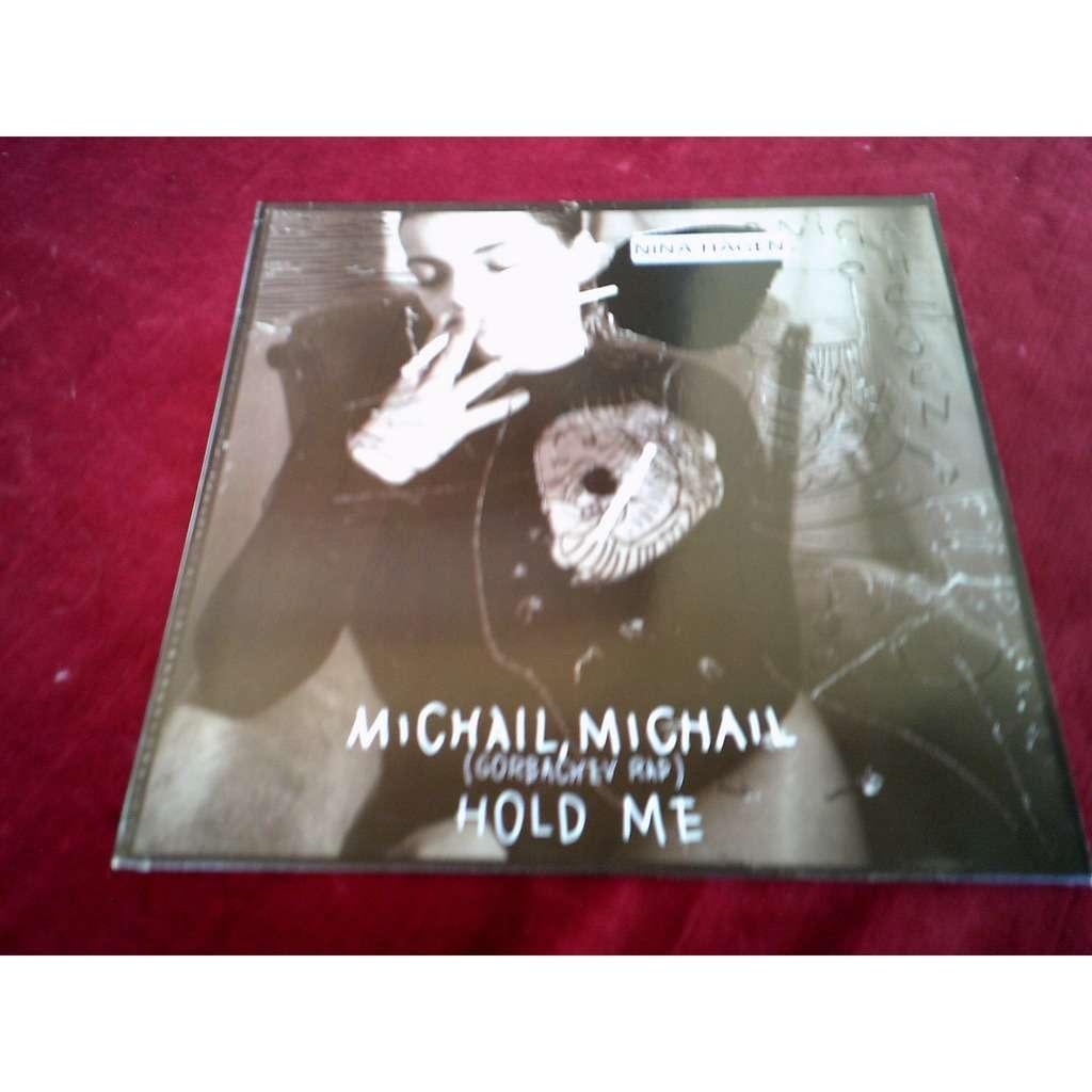 nina hagen MICHAIL MICHAIL HOLD ME