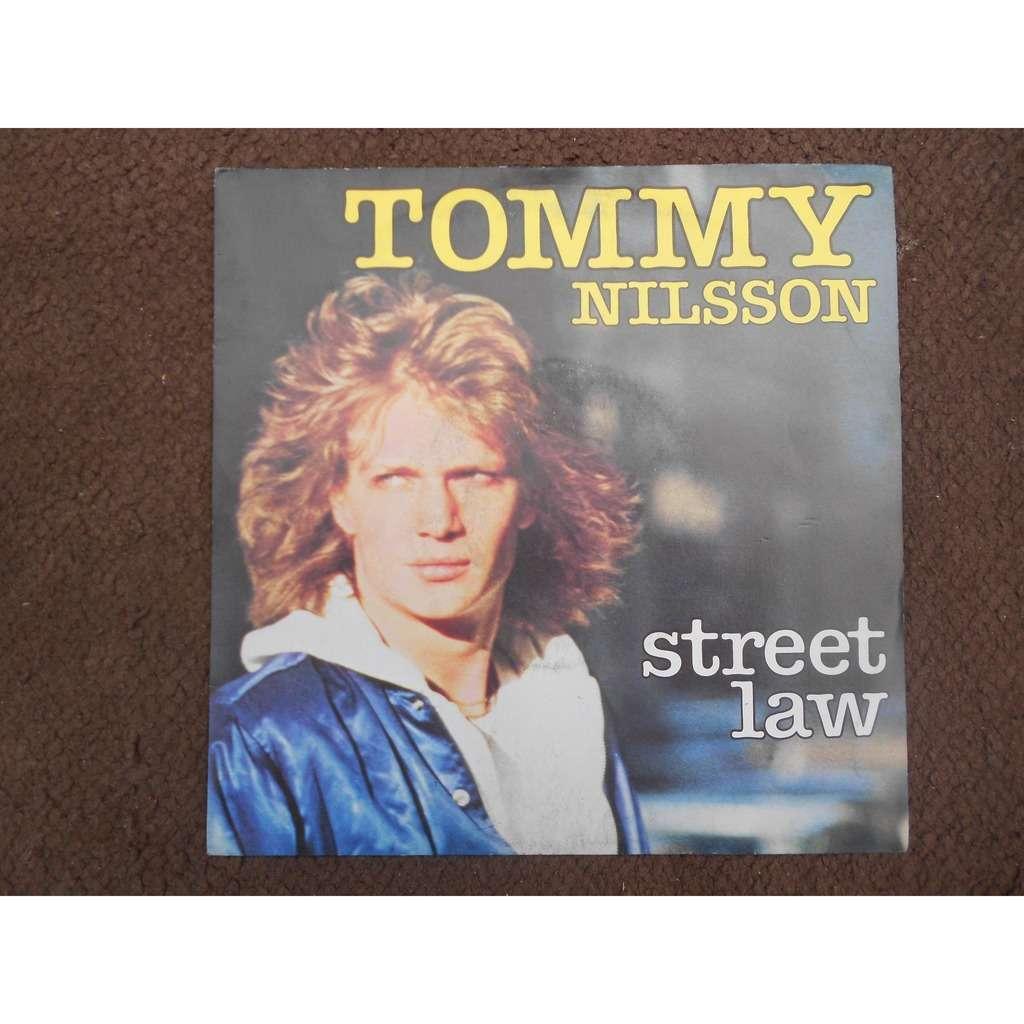 tommy nilsson street law - dark angel
