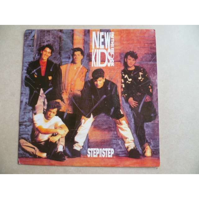 new kids on the block step by step / valentine girl
