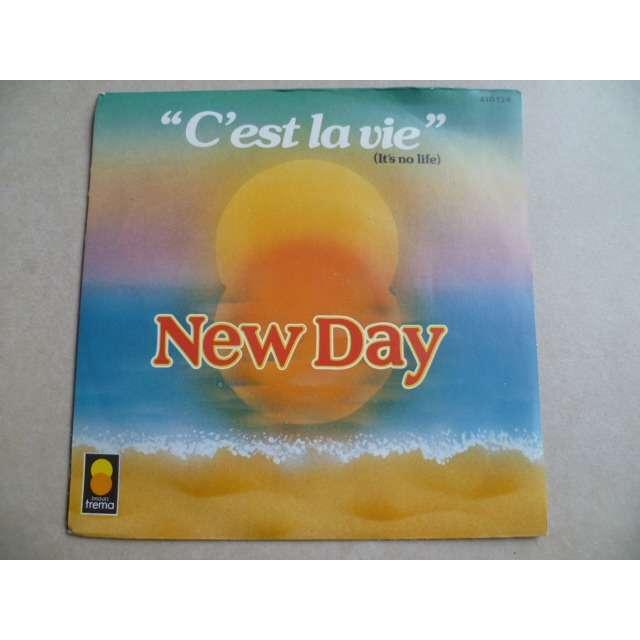 new day c'est la vie / cool water