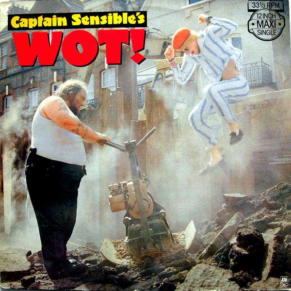 Captain Sensible Wot! / Strawberry Dross