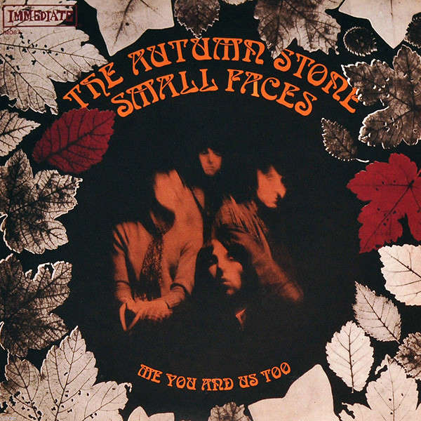 Small Faces the autumn stone - rsd16 - gold vinyl