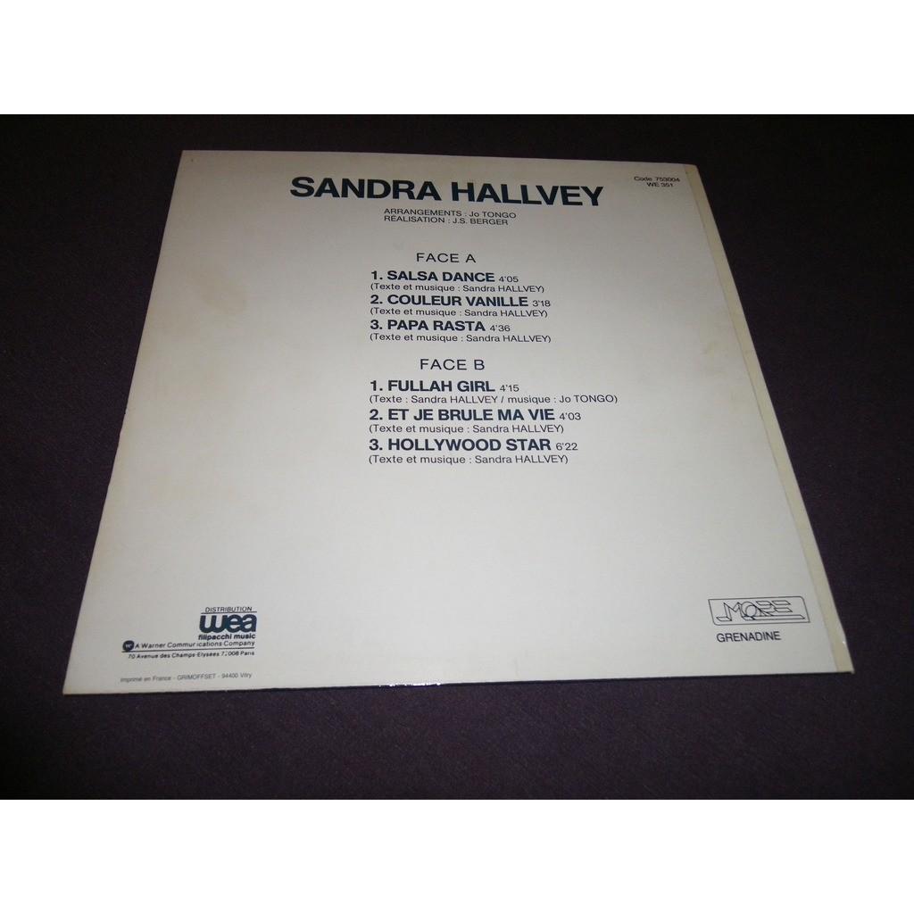 sandra hallvey Salsa Dance