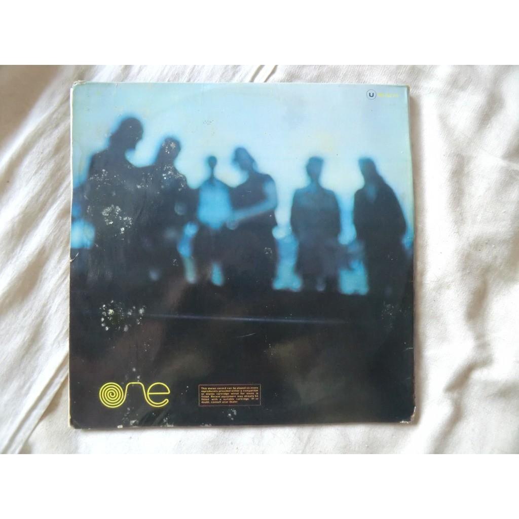 ONE One (rare original French press - Gatefold sleeve - 1969 - H2O damage on cover)