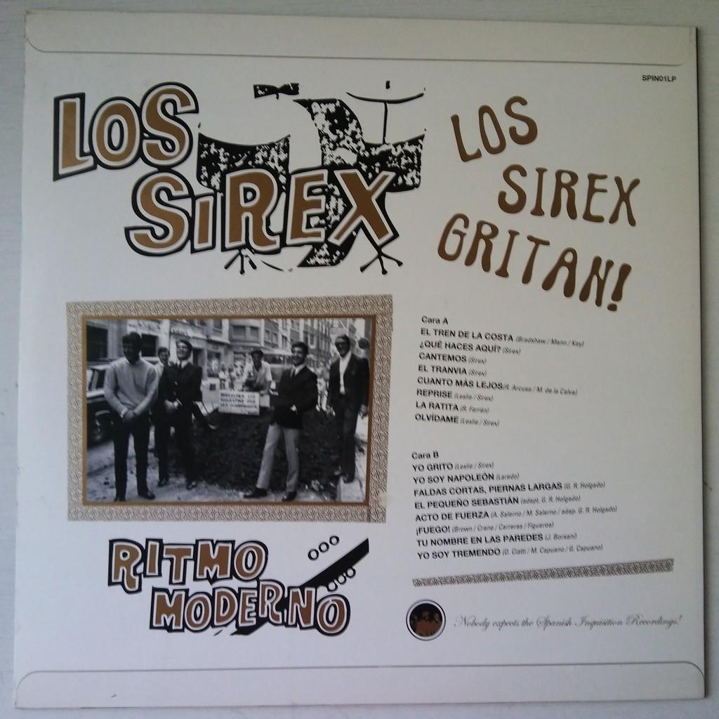 Los Sirex Los Sirex Gritan!