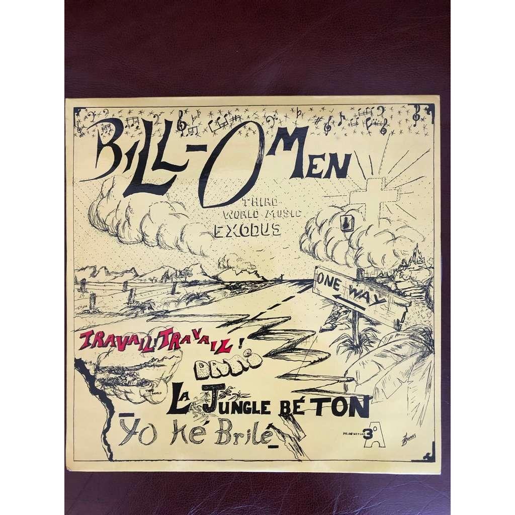 Bill-O-Men Third World Music Exodus