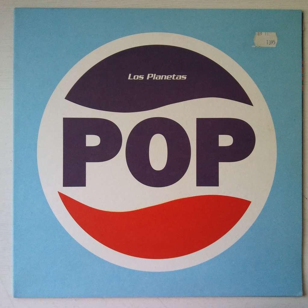 Los Planetas Pop