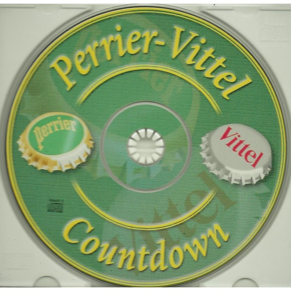 Technotronic, Jamie Lee, DJ Majic MARK , Northwest Perrier - Vittel Countdown