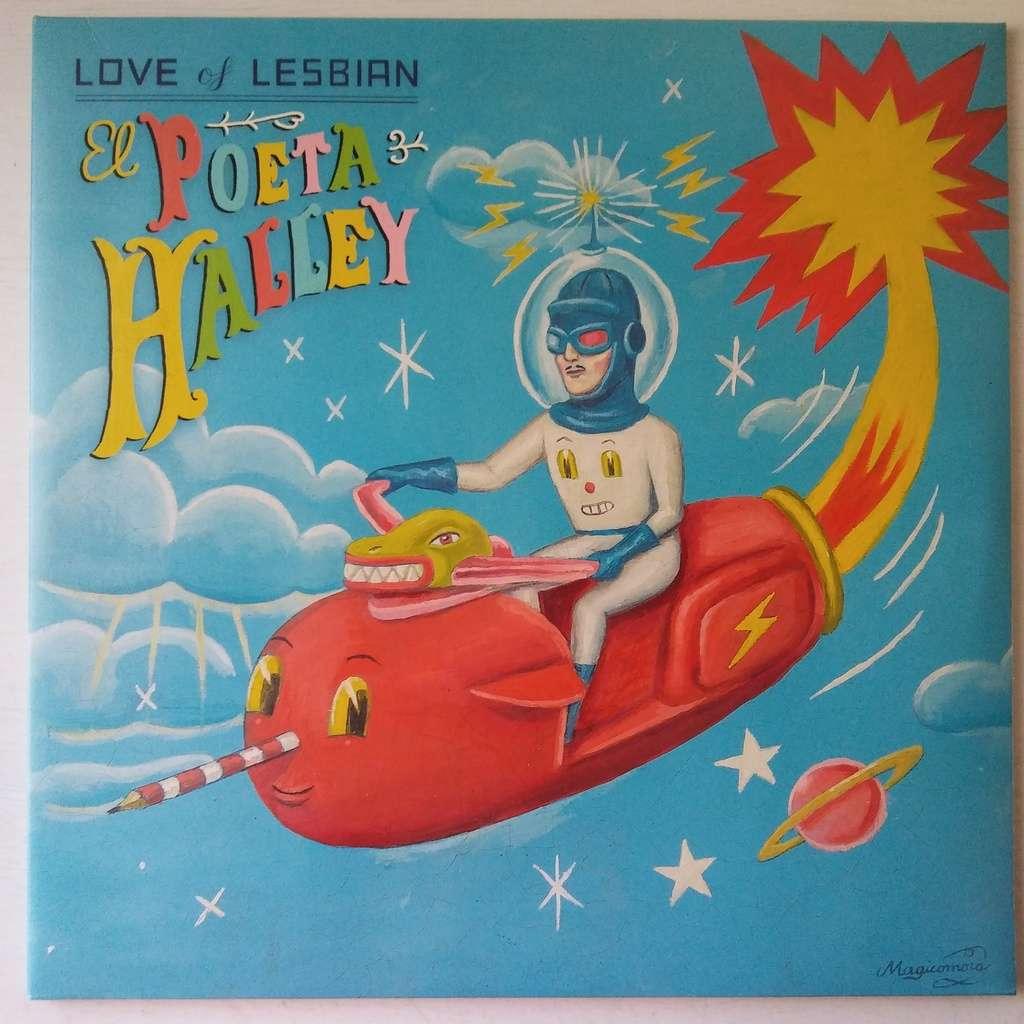 Love Of Lesbian El Poeta Halley