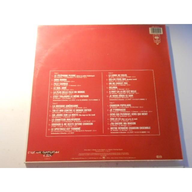 claude francois album souvenir