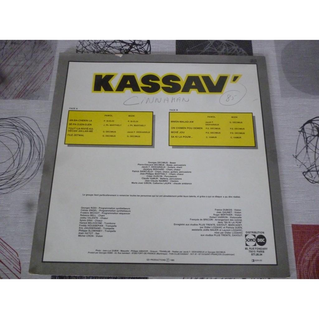 KASSAV' An-ba-chen'n la