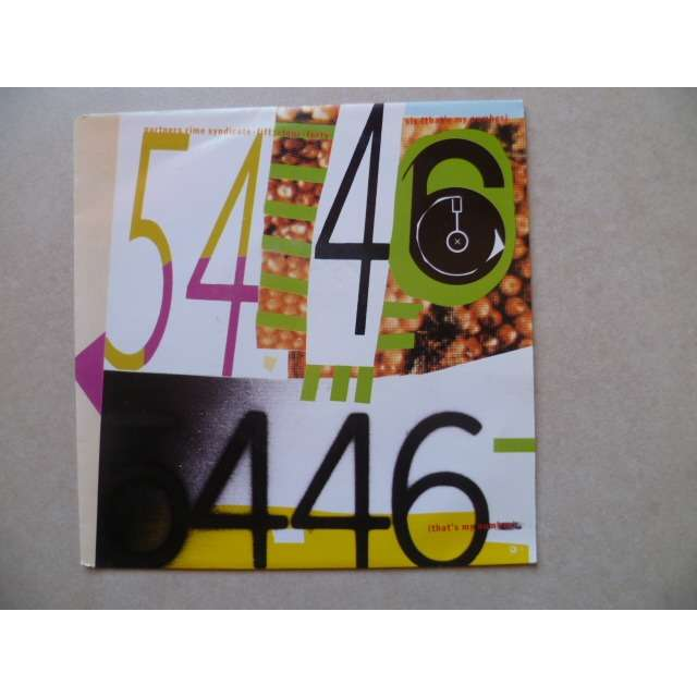 PARTNERS RIME SYNDICATE 54-46 ( that's my number ) 2 versions