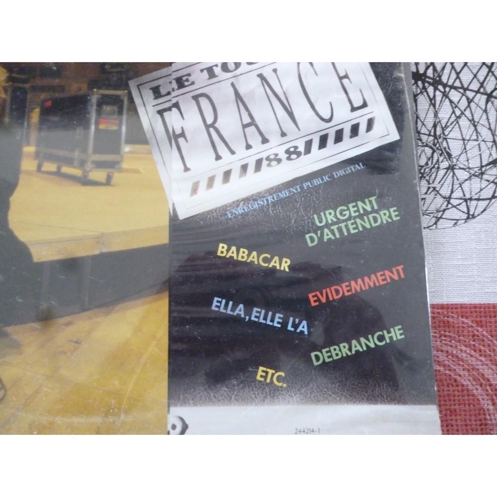 france gall le tour de france 88